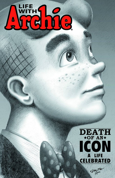 Image: Death of Archie: A Life Celebrated SC  - Archie Comic Publications