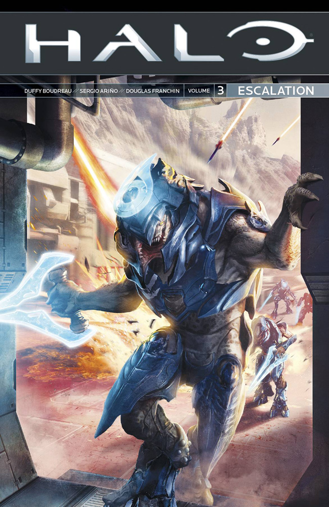 Image: Halo: Escalation Vol. 03 SC  - Dark Horse Comics