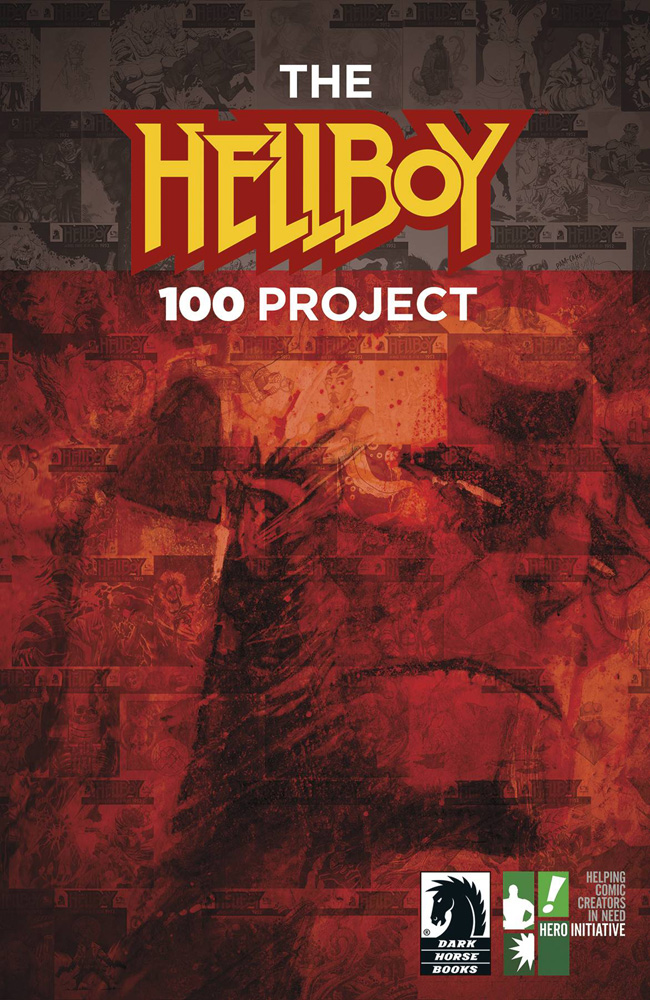 Image: Hellboy 100 Project HC  - Dark Horse Comics