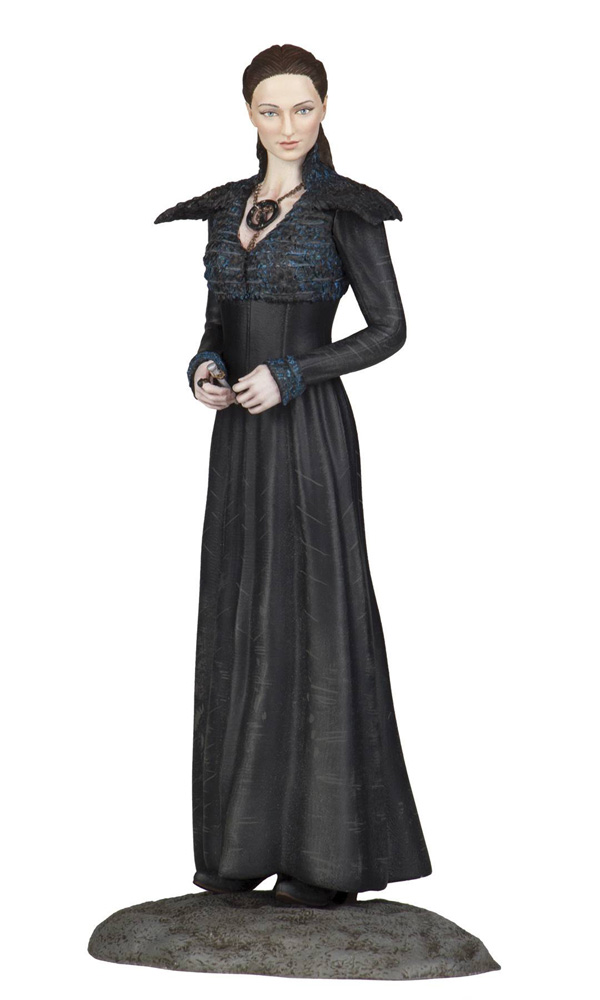 Image: Game of Thrones Figure: Sansa Stark  - Dark Horse Comics