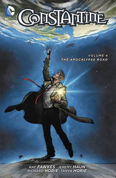 Image: Constantine Vol. 04: The Apocalypse Road SC  - DC Comics