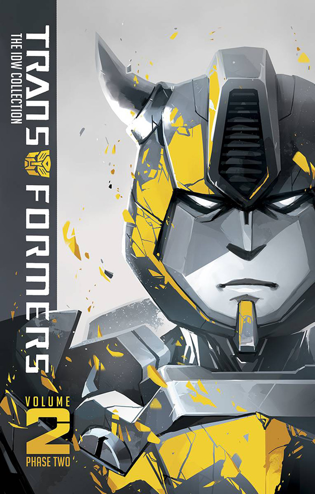 Image: Transformers IDW Collection Phase 02, Vol. 02 HC  - IDW Publishing