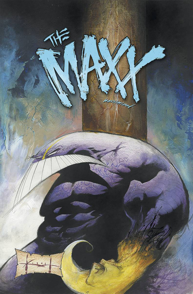 Image: Maxx: Maxximized Vol. 04 HC  - IDW Publishing