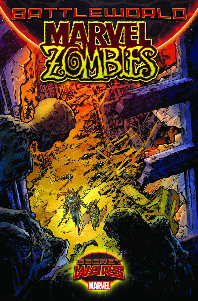Image: Marvel Zombies #2 - Marvel Comics
