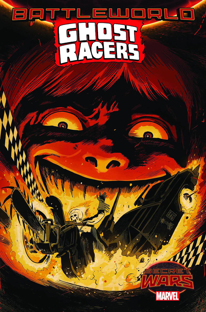 Image: Ghost Racers #2 - Marvel Comics