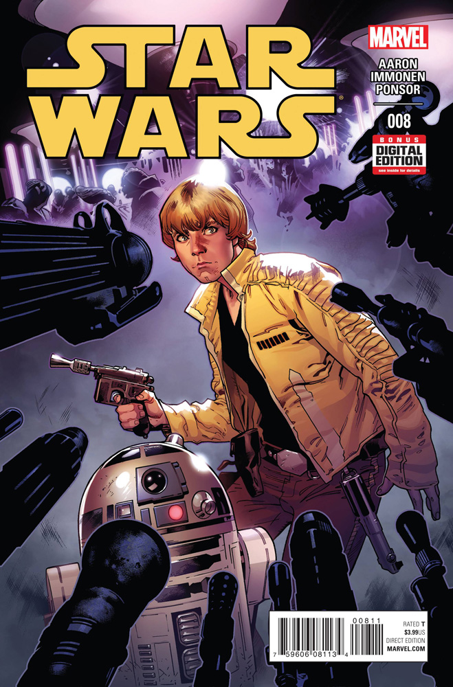 Image: Star Wars #8 [2015] - Marvel Comics