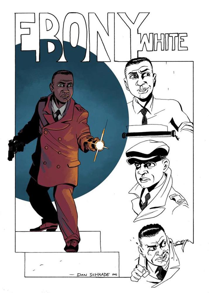 Will Eisner's The Spirit #1 (cover C - Ross Subscription) - Dynamite
