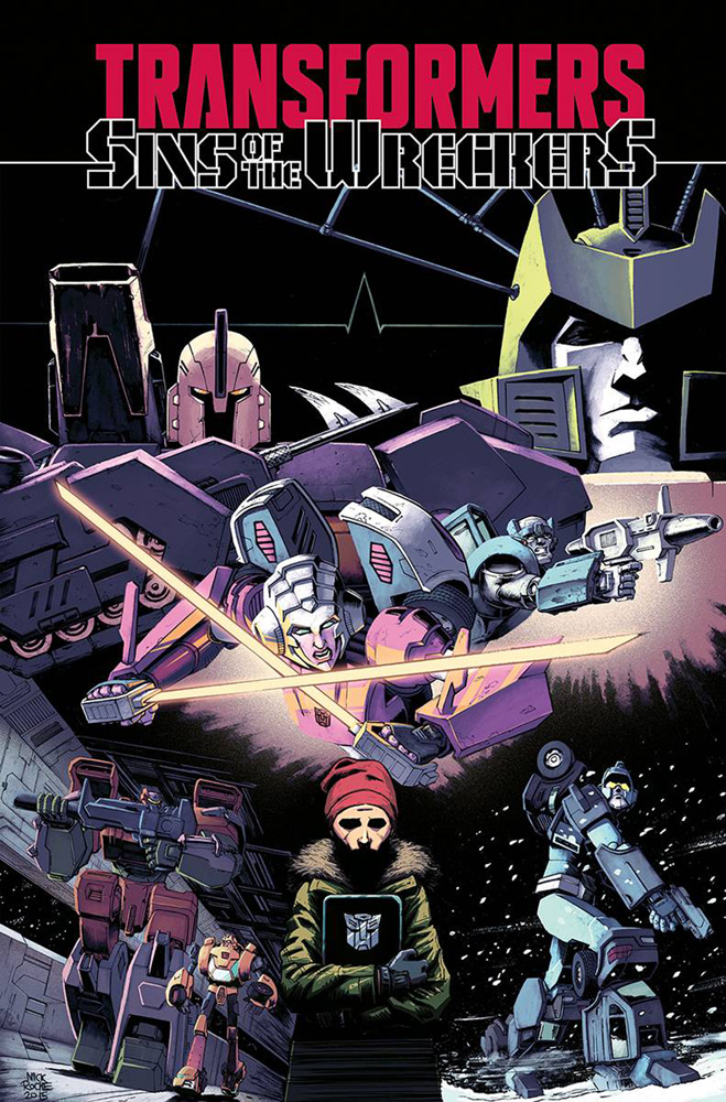 Image: Transformers: Sins of the Wreckers SC  - IDW Publishing