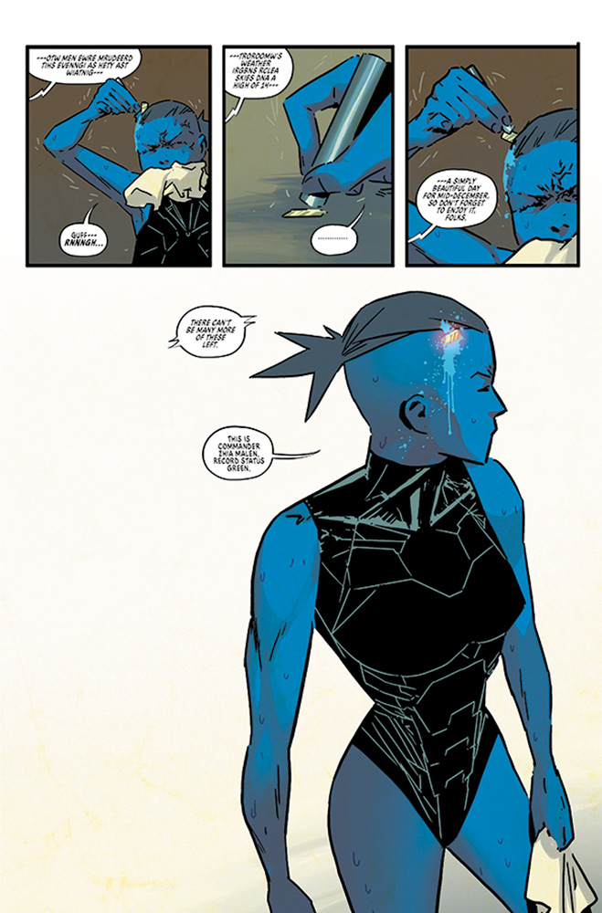 Horizon #1 - Image Comics