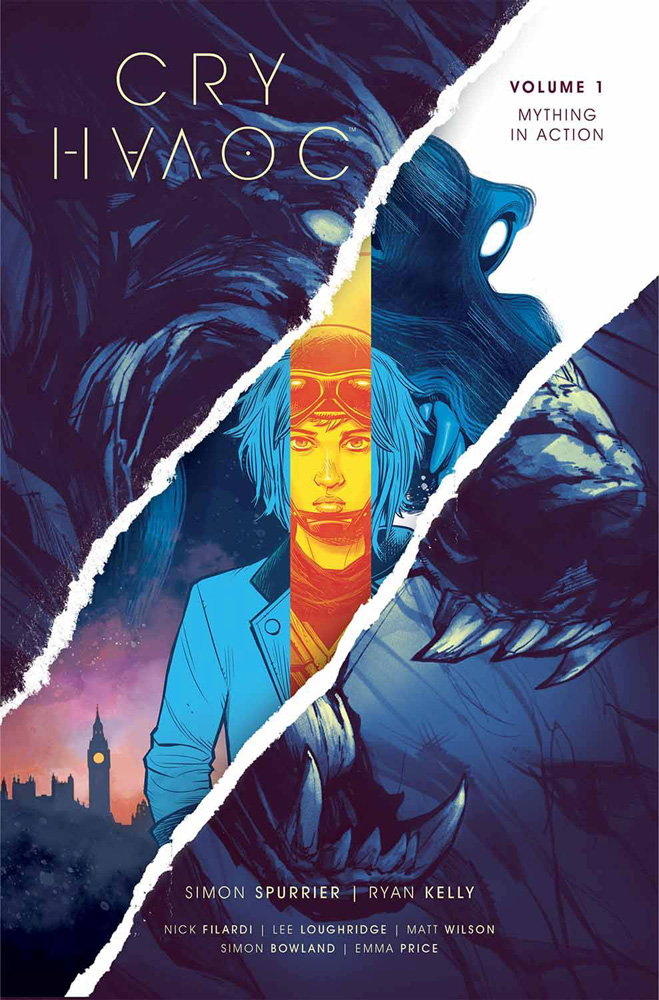 Image: Cry Havoc Vol. 01: Mything in Action SC  - Image Comics