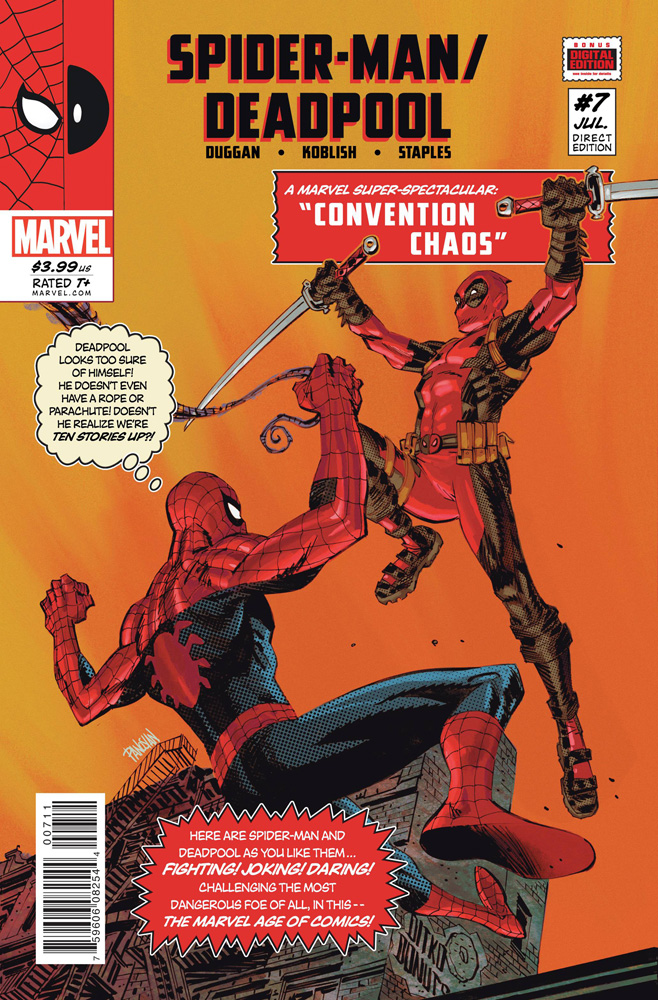 Image: Spider-Man / Deadpool #7 - Marvel Comics