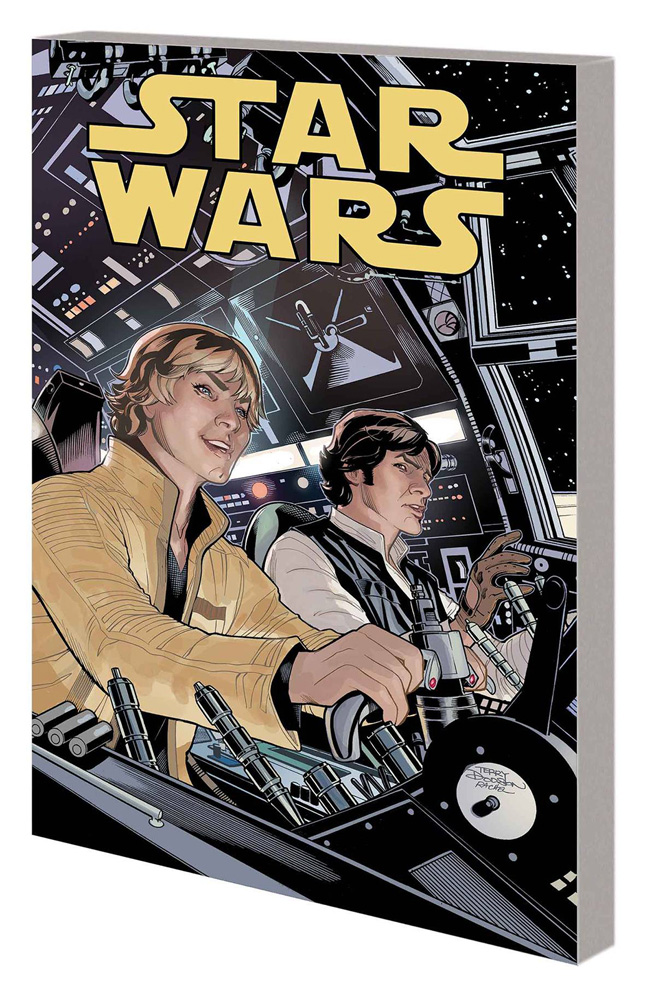 Image: Star Wars Vol. 03: Rebel Jail SC  - Marvel Comics