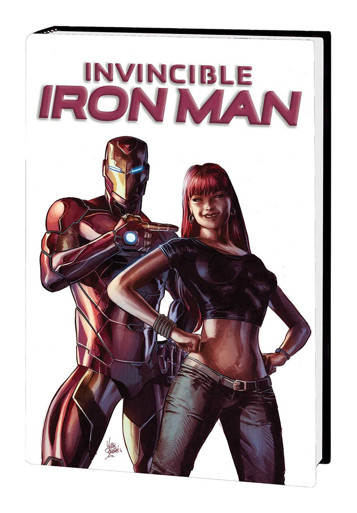 Image: Invincible Iron Man Vol. 02: The War Machines HC  - Marvel Comics