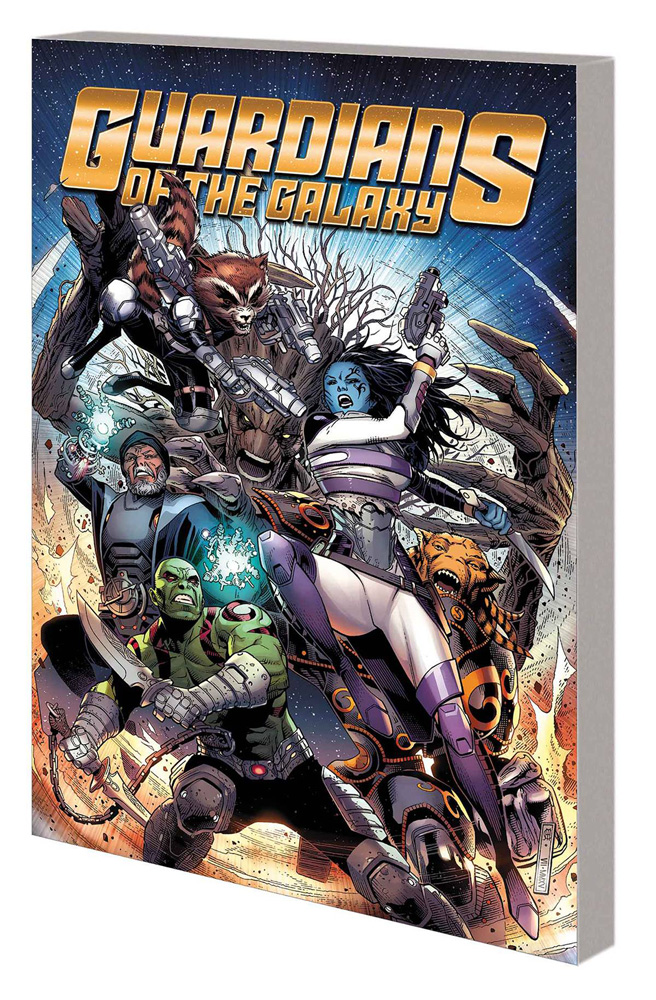 Image: Guardians of the Galaxy: Guardians of Infinity SC  - Marvel Comics