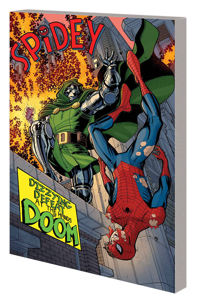 Image: Spidey Vol. 01: First Day SC  - Marvel Comics