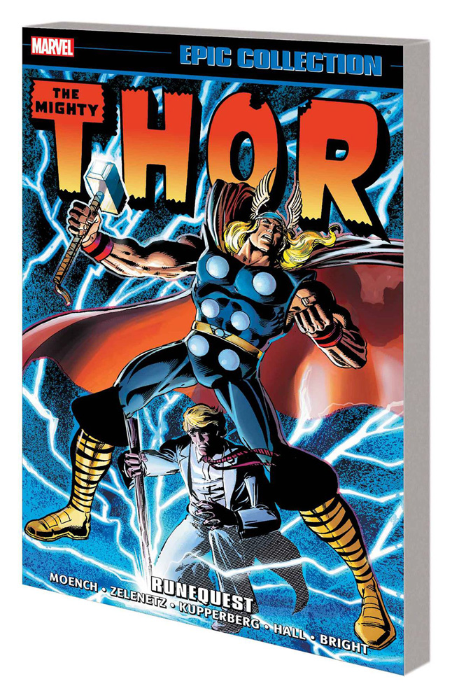 Image: Thor Epic Collection: Runequest SC  - Marvel Comics