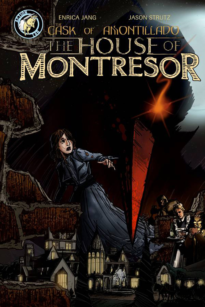 Image: House of Montresor SC  - Action Lab Entertainment