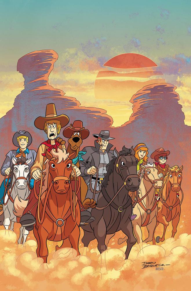 Scooby-Doo Team-Up #28