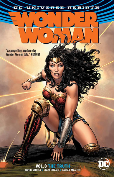 Image: Wonder Woman Vol. 03: The Truth SC  - DC Comics