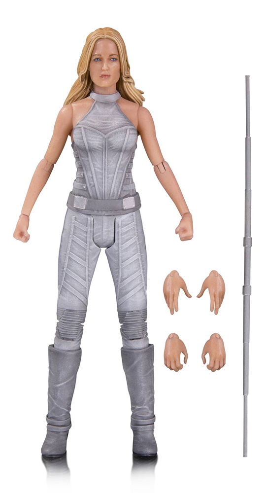 Image: DC's Legends of Tomorrow Action Figure 04: White Canary  - DC Comics