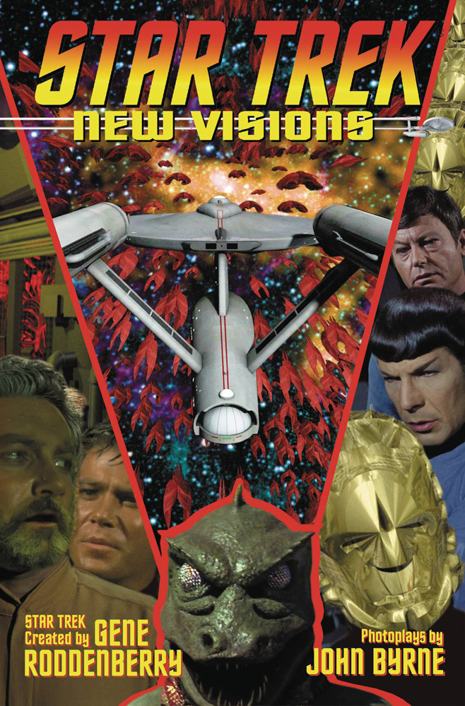 Image: Star Trek: New Visions Vol. 05 SC  - IDW Publishing