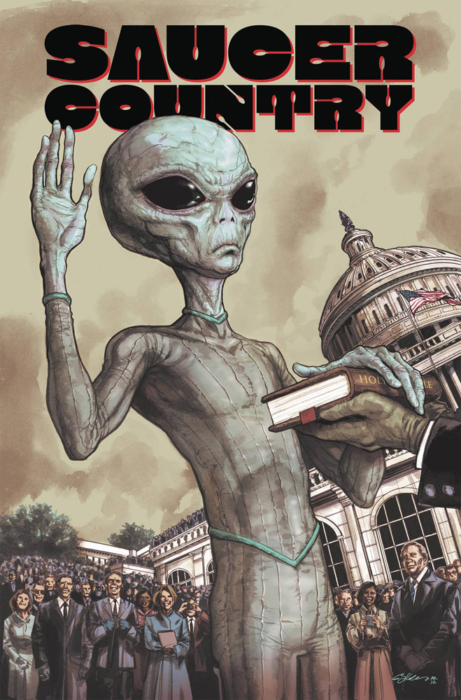 Image: Saucer Country SC  - IDW Publishing