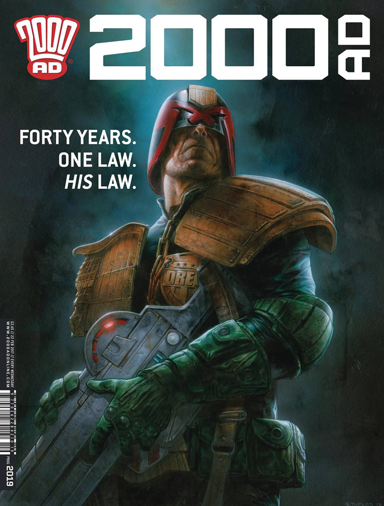 Image: 2000 A.D. Pack  (MAY17) - Rebellion / 2000AD