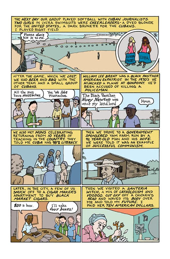 Memoirs of a Very Stable Genius SC  - Image Comics