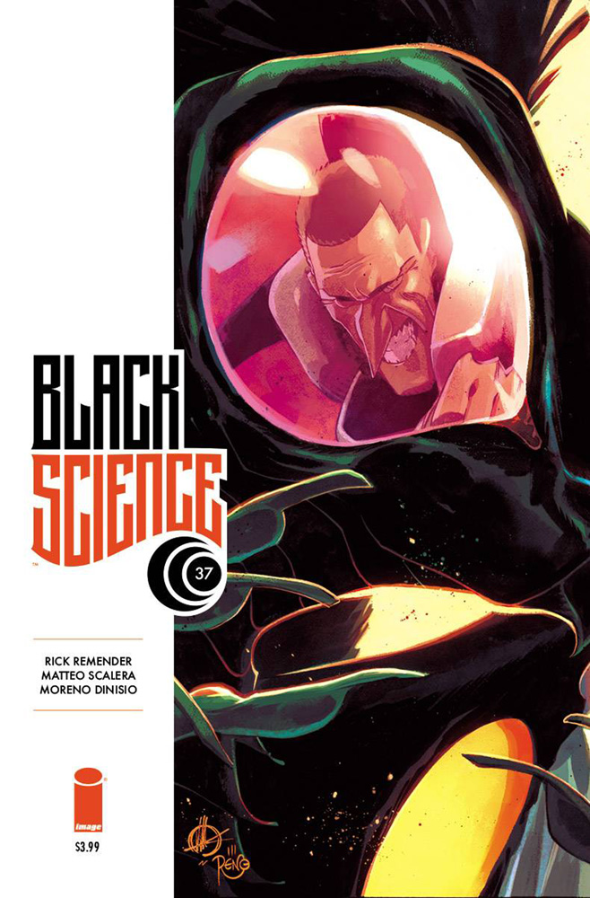 Image: Black Science #37 (cover A - Scalera & Dinisio) - Image Comics