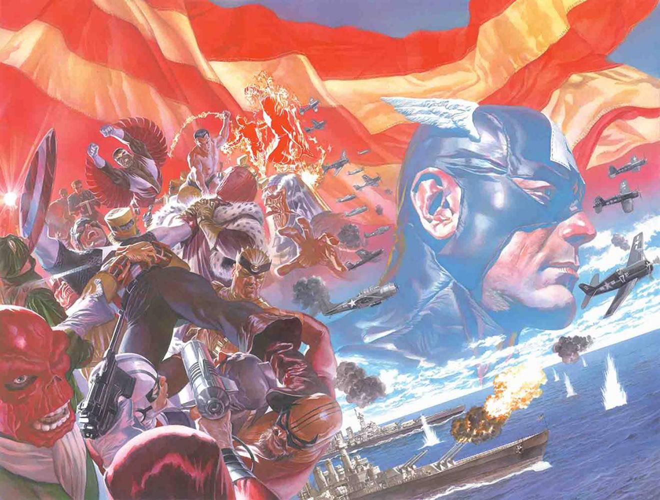 Captain America #1  [2018] - Marvel Comics