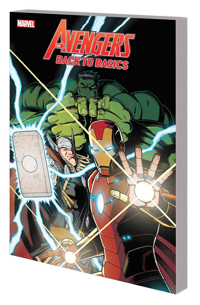 Image: Avengers: Back to Basics SC  - Marvel Comics