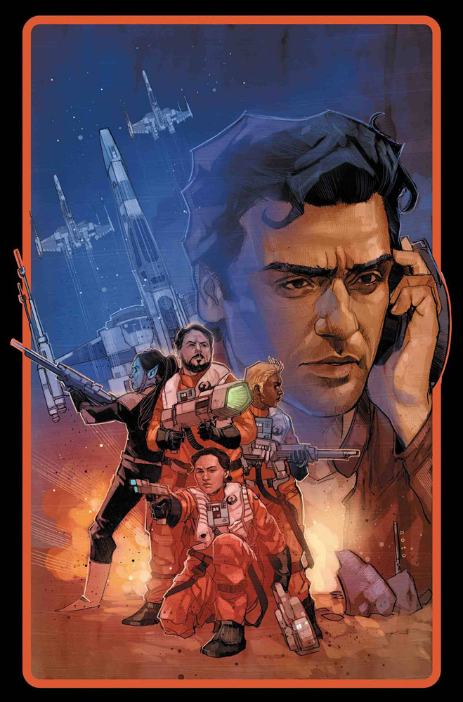 Image: Star Wars: Poe Dameron #29 - Marvel Comics