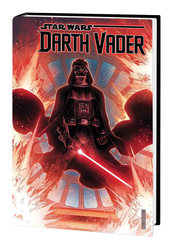 Image: Star Wars: Darth Vader - Dark Lord of the Sith Vol. 01 HC  - Marvel Comics