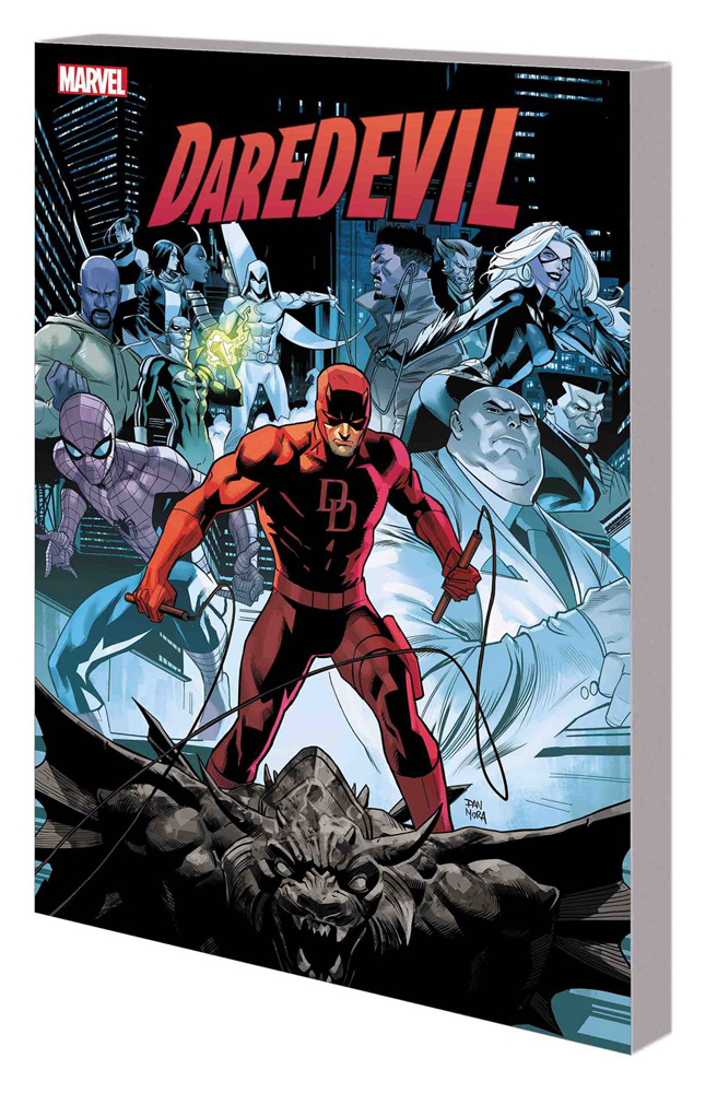 Image: Daredevil: Back in Black Vol. 06 - Mayor Fisk SC  - Marvel Comics
