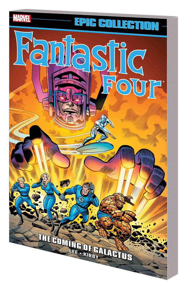 Image: Fantastic Four Epic Collection: The Coming of Galactus SC  - Marvel Comics
