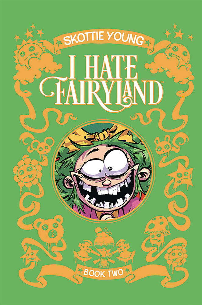 Image: I Hate Fairyland Vol. 02 HC  - Image Comics