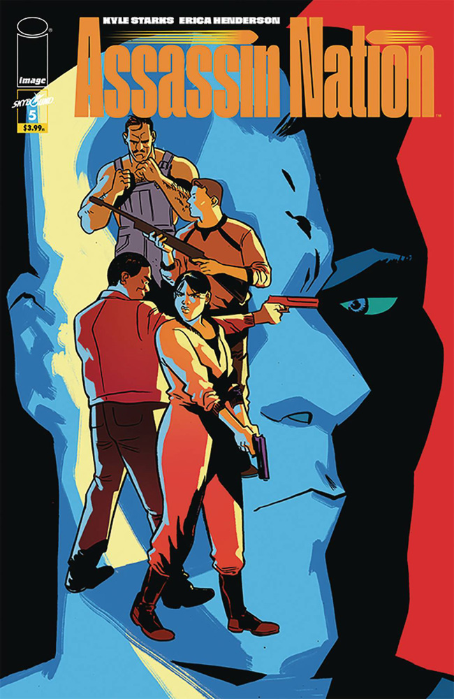 Image: Assassin Nation #5 - Image Comics