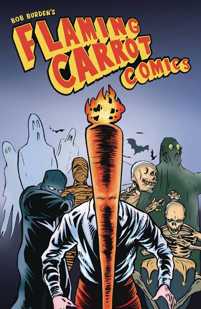 Flaming Carrot Comics Omnibus Vol. 1