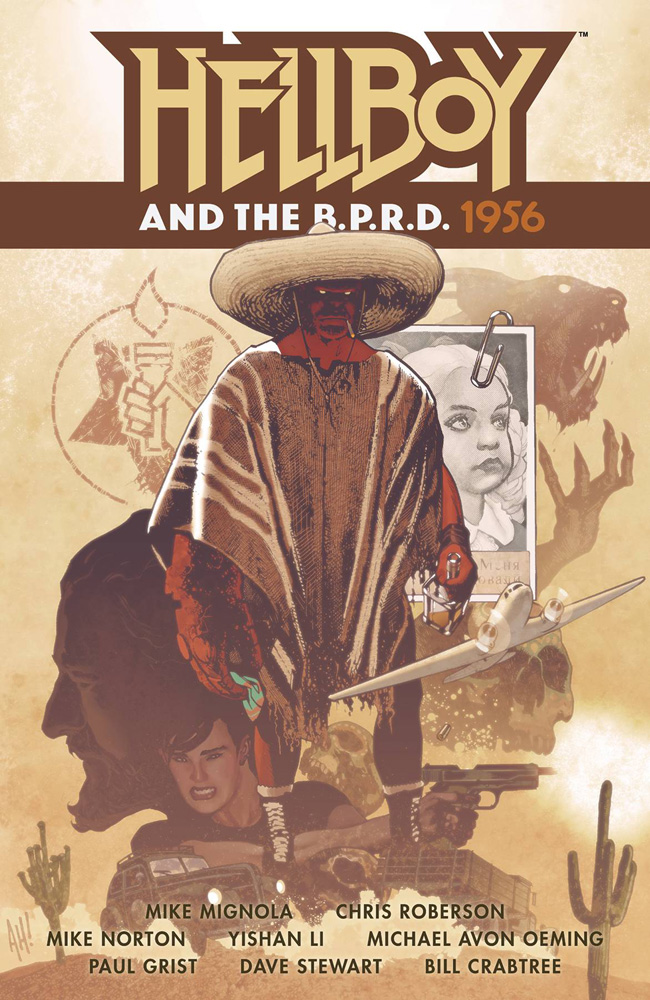 Image: Hellboy and the B.P.R.D.: 1956 SC  - Dark Horse Comics