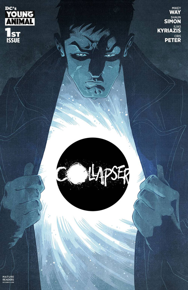 Image: Collapser #1  [2019] - DC Comics -Young Animal