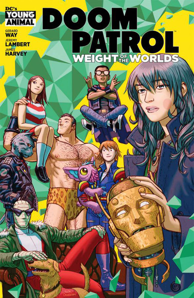 Image: Doom Patrol: Weight of the Worlds #1  [2019] - DC Comics -Young Animal