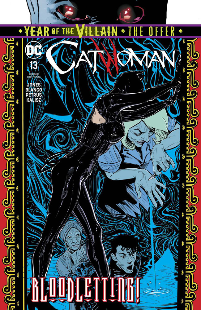 Image: Catwoman #13 (Year of the Villian: The Offer)  [2019] - DC Comics
