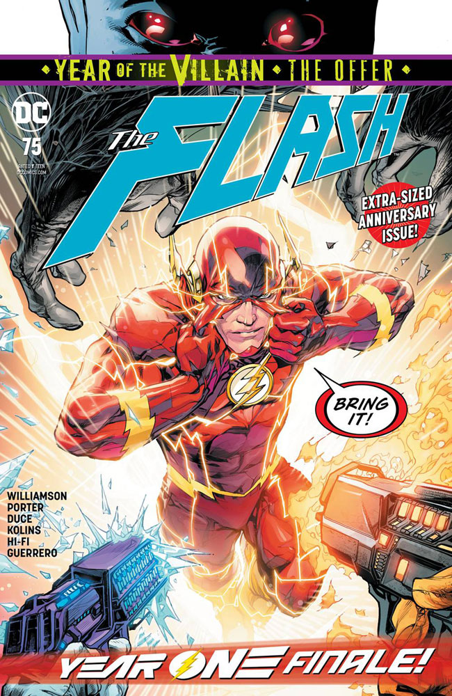 Image: Flash #75 (Year of the Villian: The Offer)  [2019] - DC Comics