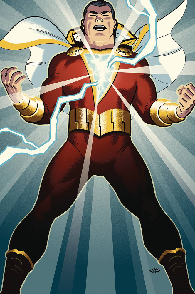 Image: Shazam! #8 (variant cover - Michael Cho) - DC Comics