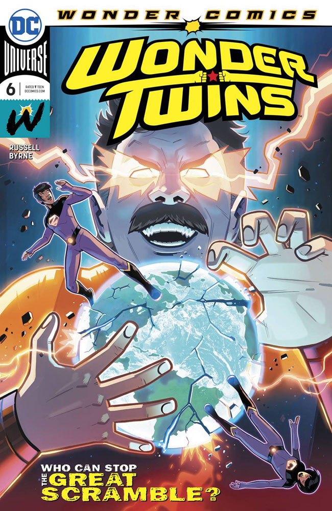 Image: Wonder Twins #6 - DC Comics - Jinxworld