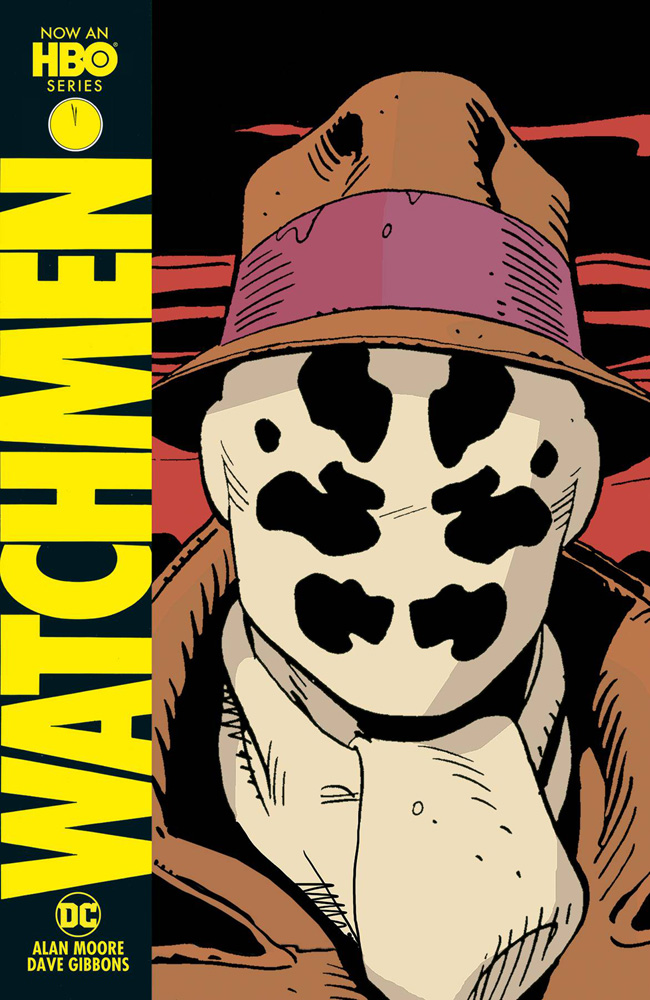 Image: Watchmen International Edition SC  - DC Comics