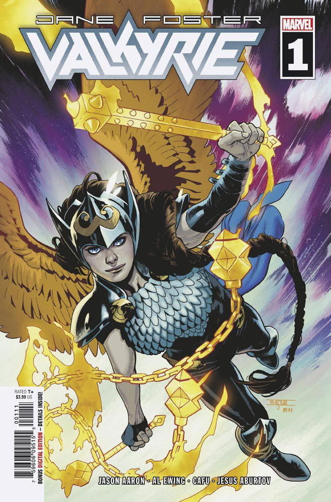 Image: Valkyrie: Jane Foster #1  [2019] - Marvel Comics