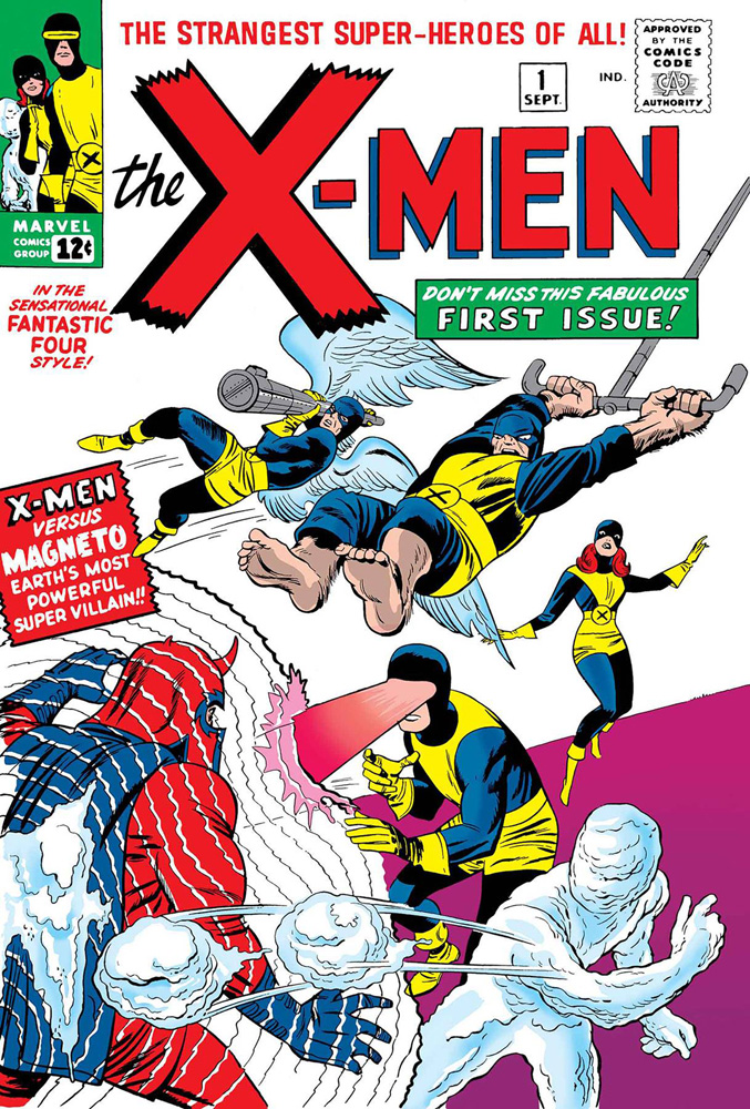 Image: X-Men Facsimile Edition #1  [2019] - Marvel Comics