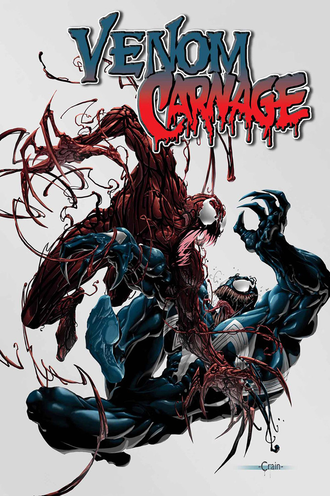 Image: True Believers: Absolute Carnage - Venom vs. Carnage #1  [2019] - Marvel Comics