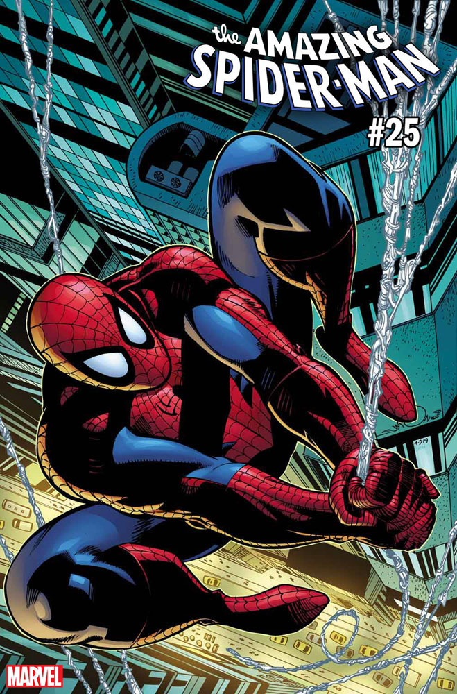 Image: Amazing Spider-Man #25 (incentive cover - Simonson)  [2019] - Marvel Comics
